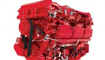 Cummins KT & KTA Series Engine