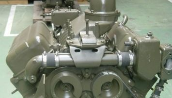 Detroit Diesel V8 Series Engine